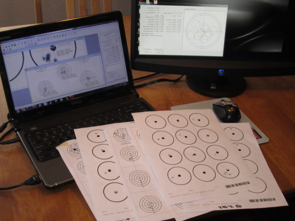 OnTarget Shooting - Measuring Firearm Precision and Accuracy